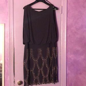 Formal Jeweled Dress